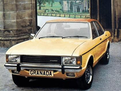 1972 Ford Granada 6