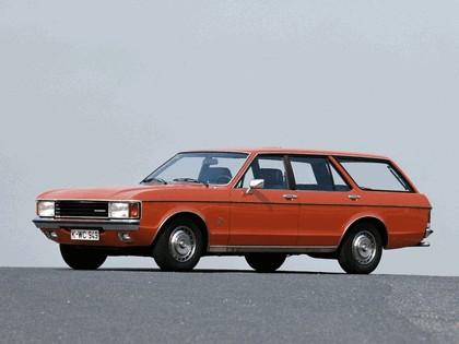 1972 Ford Granada Turnier 1