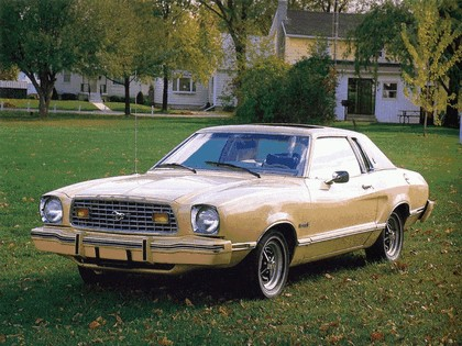 1974 Ford Mustang coupé 1