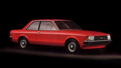1977 Ford Granada coupé 8
