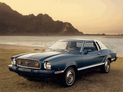 1977 Ford Mustang coupé 1