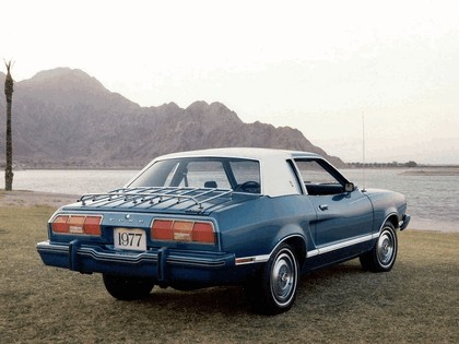 1977 Ford Mustang coupé 6