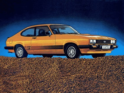 1978 Ford Capri S 2