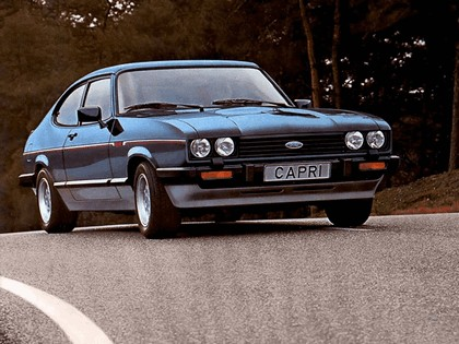 1981 Ford Capri 2.8 Injection 1