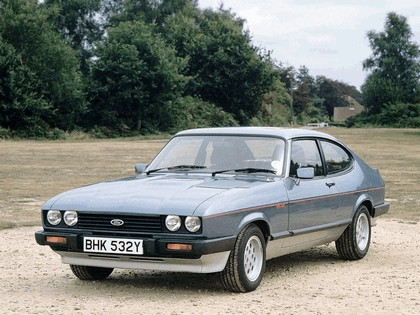 1981 Ford Capri 2.8 Injection 2