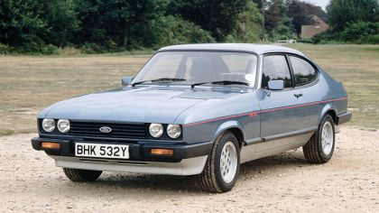 1981 Ford Capri 2.8 Injection 5