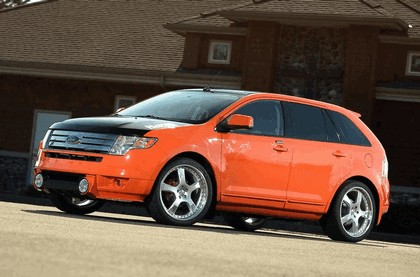 2009 Ford Edge by H&R 1