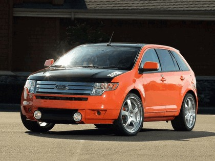 2009 Ford Edge by H&R 3