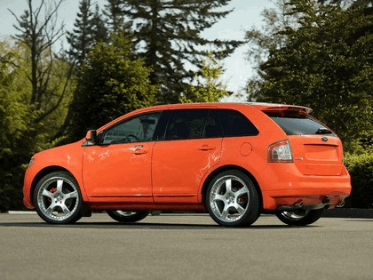 2009 Ford Edge by H&R 5