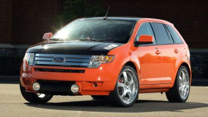 2009 Ford Edge by H&R 4