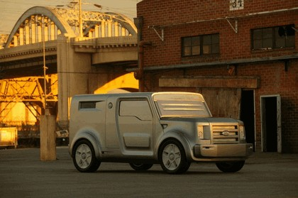 2005 Ford SYN concept 8