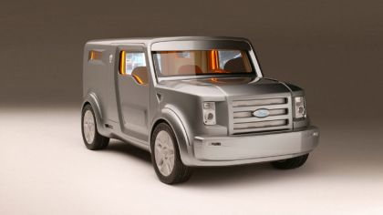 2005 Ford SYN concept 4
