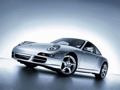 2005 Porsche 911 Carrera 2