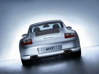 2005 Porsche 911 Carrera 4