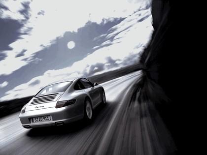 2005 Porsche 911 Carrera 9