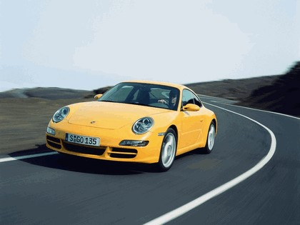 2005 Porsche 911 Carrera 43