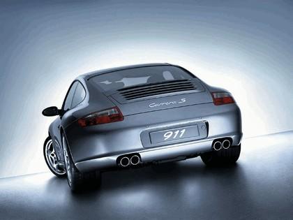2005 Porsche 911 Carrera S 4