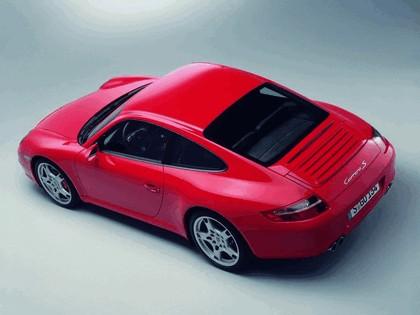 2005 Porsche 911 Carrera S 40
