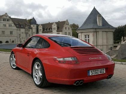 2005 Porsche 911 Carrera S 57
