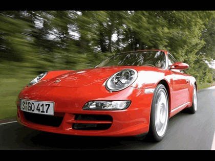 2005 Porsche 911 Carrera S 98