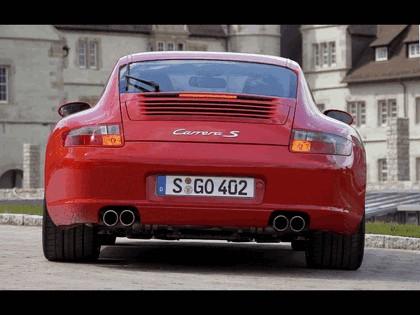 2005 Porsche 911 Carrera S 103