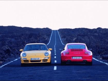2005 Porsche 911 Carrera S 122