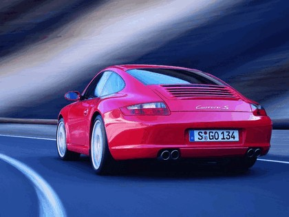2005 Porsche 911 Carrera S 124