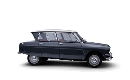 1961 Citroen AMI 6 4
