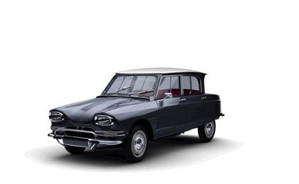 1961 Citroen AMI 6 5