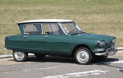 1961 Citroen AMI 6 6