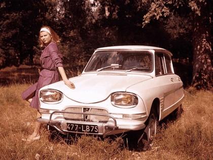 1961 Citroen AMI 6 7