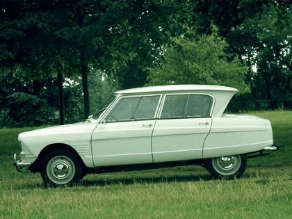 1961 Citroen AMI 6 8