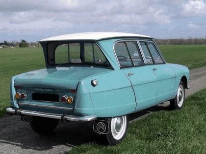 1961 Citroen AMI 6 11