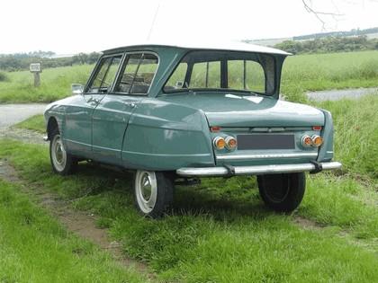 1961 Citroen AMI 6 12