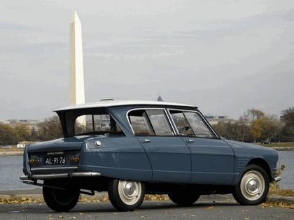 1961 Citroen AMI 6 13