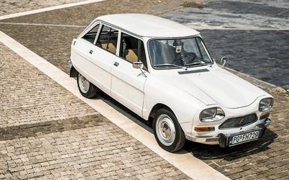 1969 Citroen AMI 8 5