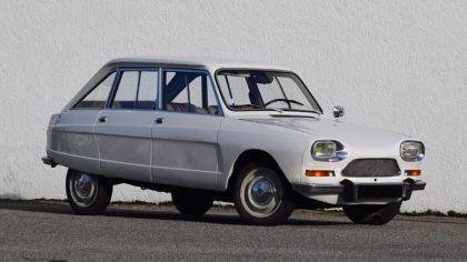 1969 Citroen AMI 8 7