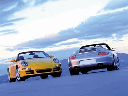 2005 Porsche 911 Carrera S cabriolet 2