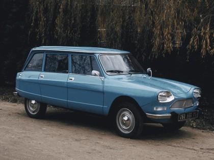 1969 Citroen AMI 8 Break 1
