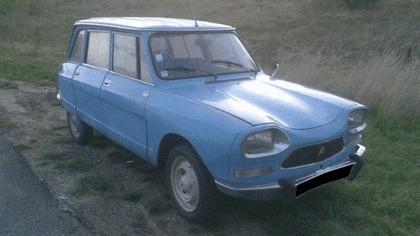 1969 Citroen AMI 8 Break 5