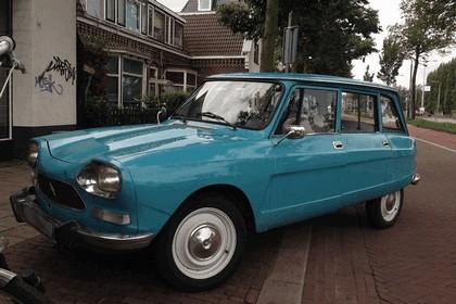 1969 Citroen AMI 8 Break 6