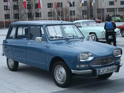 1969 Citroen AMI 8 Break 11