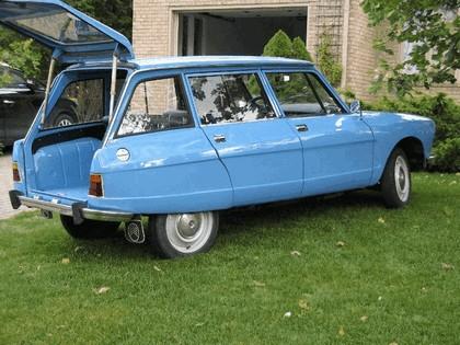 1969 Citroen AMI 8 Break 14