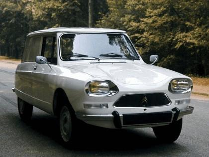 1969 Citroën AMI 8 Break Société 1