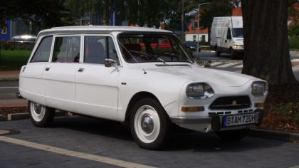 1973 Citroën AMI Super Break 3