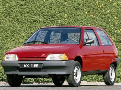 1986 Citroën AX 3-door 2
