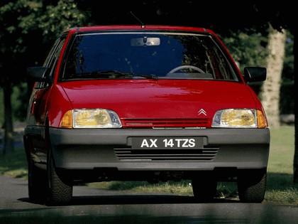 1986 Citroën AX 3-door 4