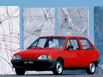 1986 Citroën AX 3-door 6