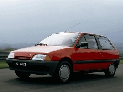 1986 Citroën AX 3-door 8