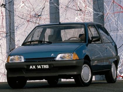 1986 Citroën AX 3-door 9